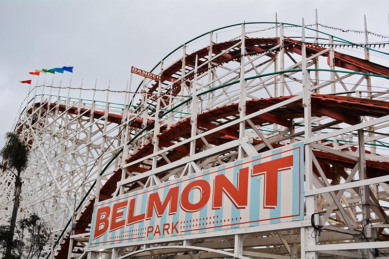Mission Beach Belmont Park