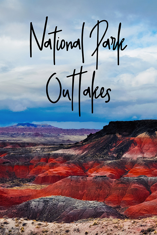 National Park Outtakes