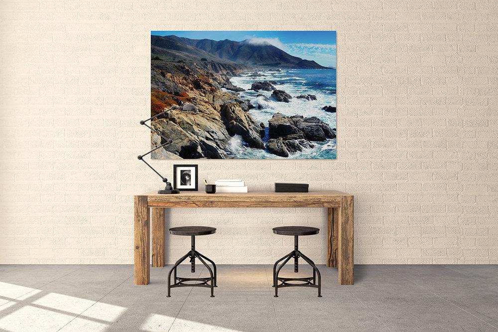 Big Sur California Central Coast Fine Art Print