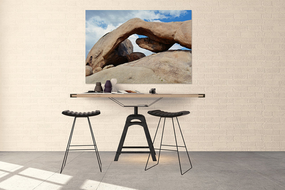 Arch Rock Joshua Tree National Park Fine Art Print