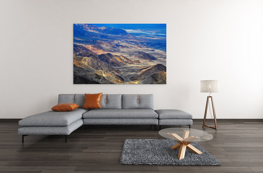 Death Valley National Park Fine Art Print