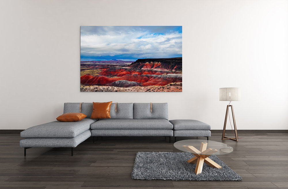 Arizona Painted Desert Fine Art Print