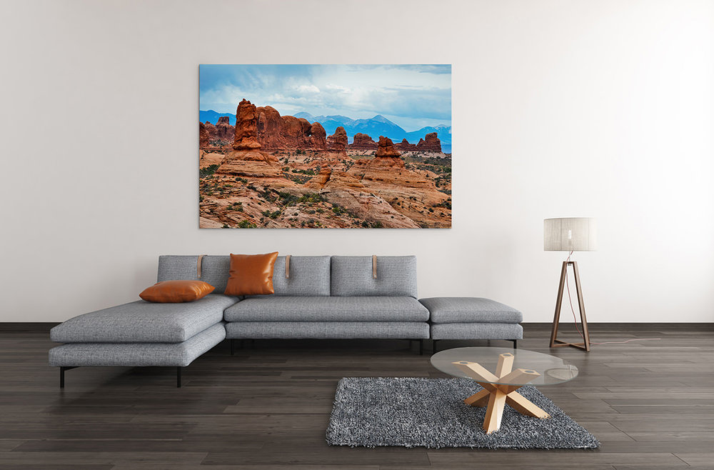 Arches National Park Utah Fine Art Print