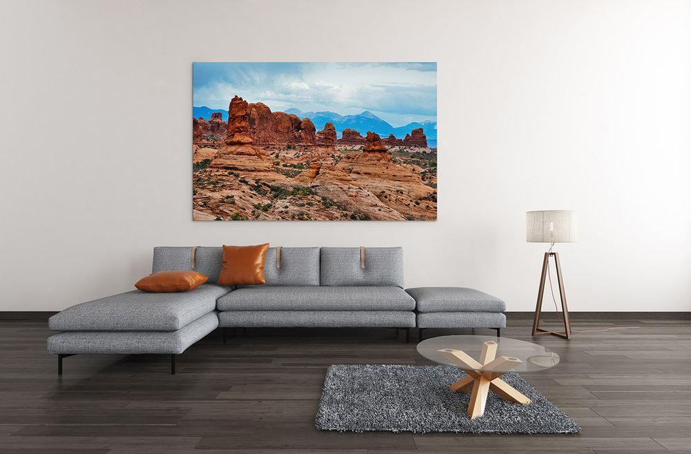 Arches National Park Utah Fine Art Print