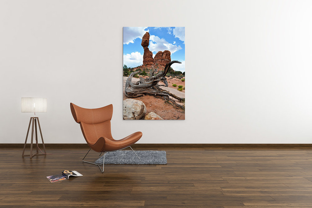 Arches Balanced Rock Utah Fine Art Print