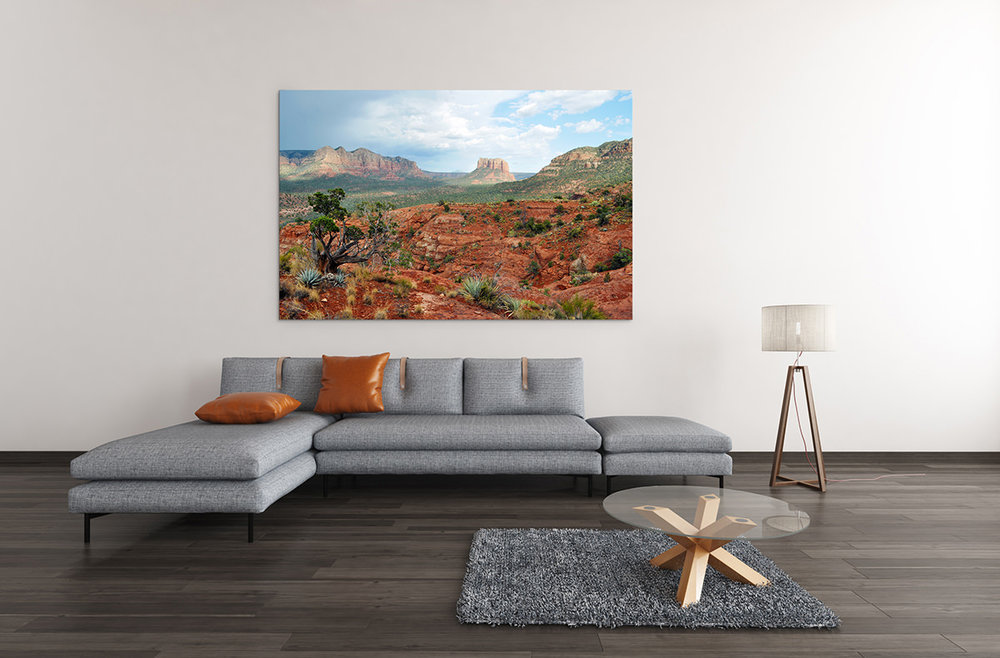 Sedona Red Rocks Arizona Fine Art Print