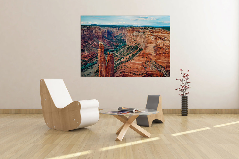 Canyon de Chelly Spider Rock Arizona Fine Art Print