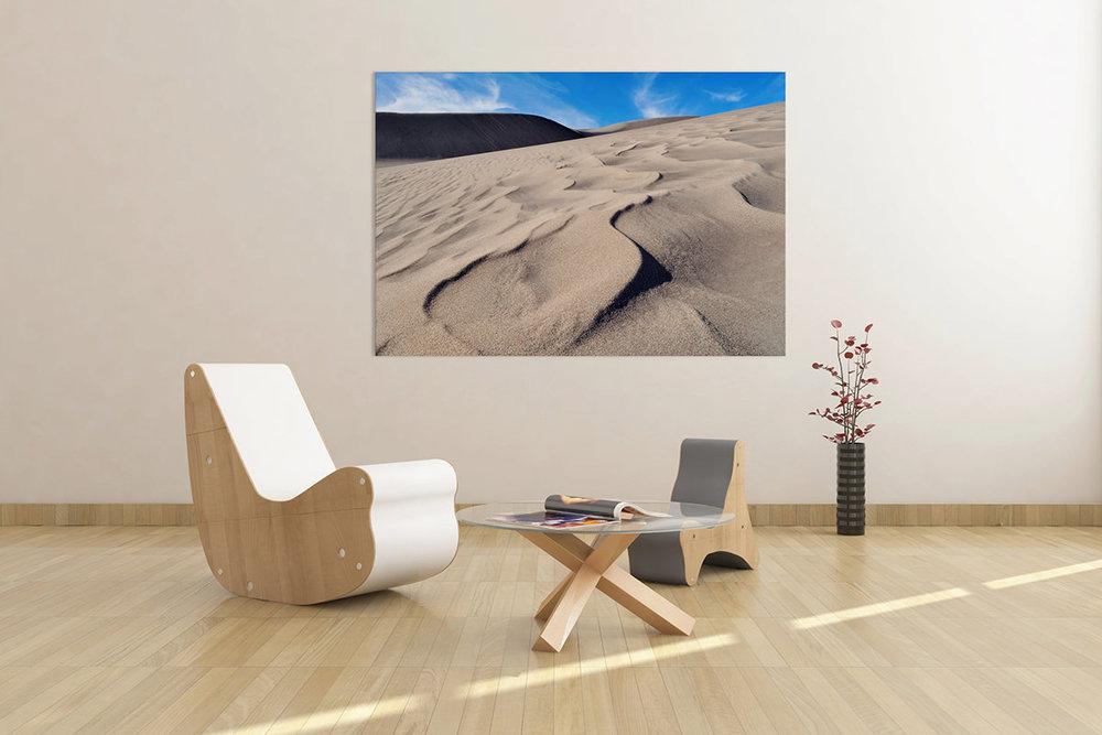 Great Sand Dunes Colorado Fine Art Print