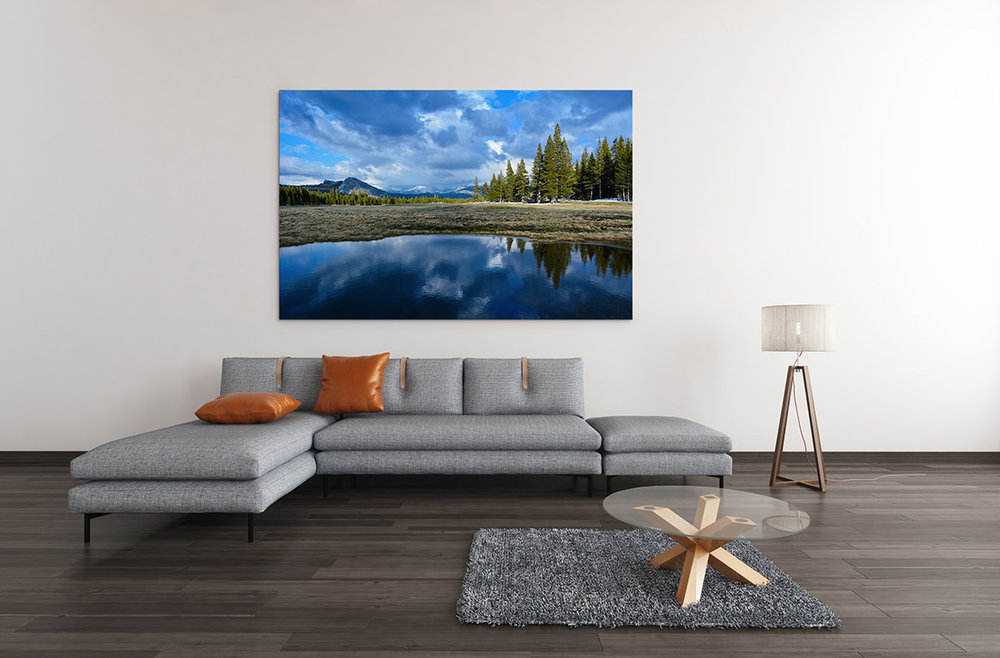 Tuolumne Meadows Yosemite National Park Fine Art Print
