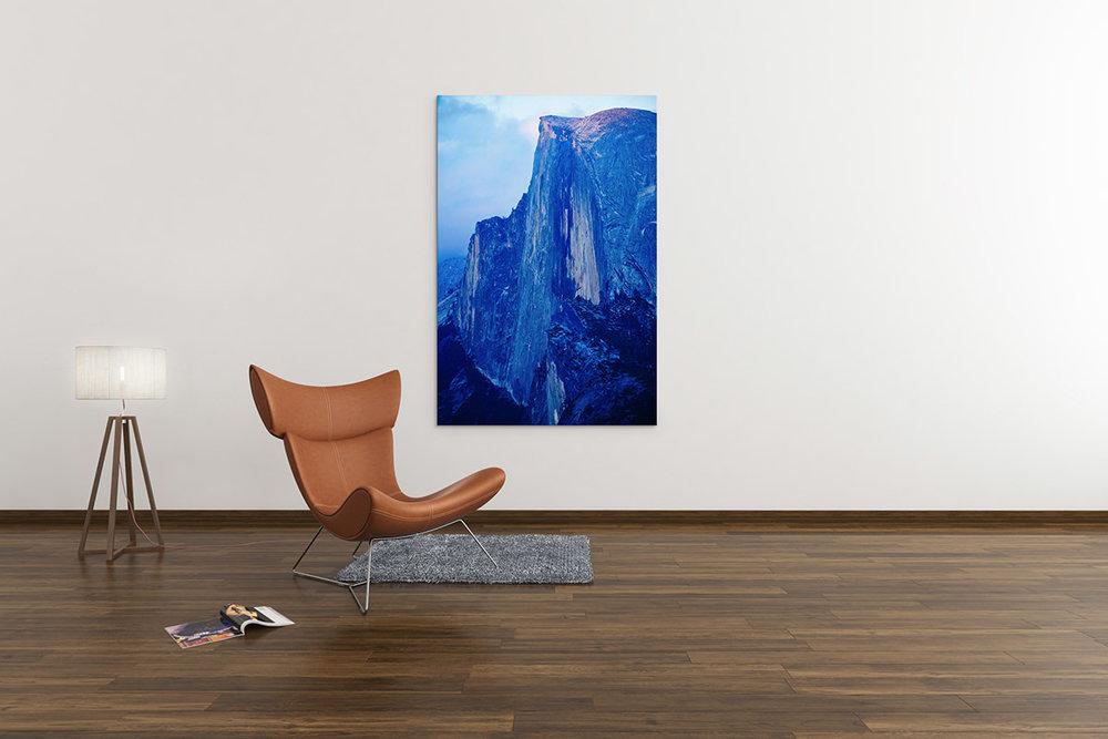Yosemite Half Dome Fine Art Print