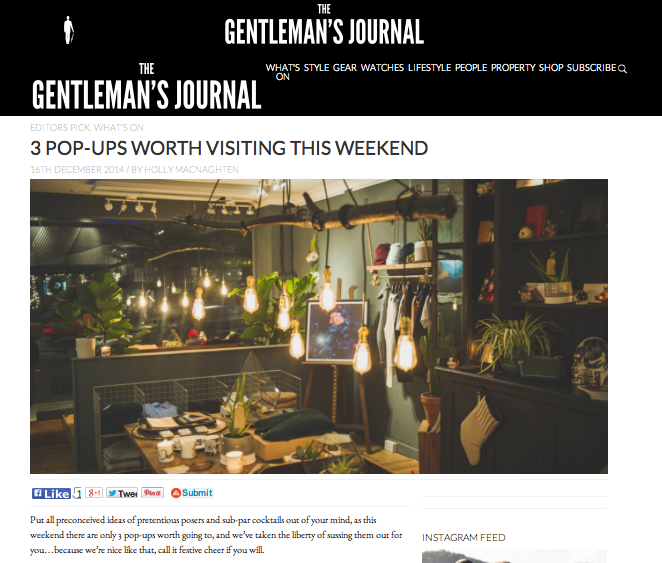 The Gentleman's Journal