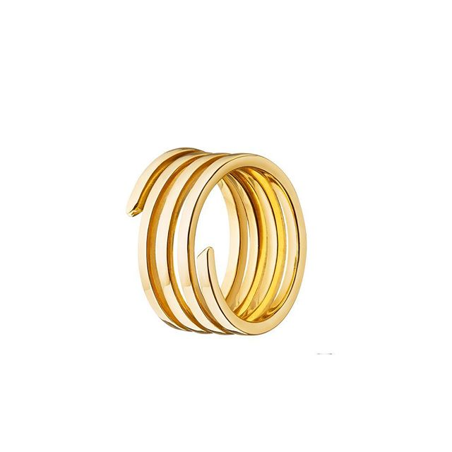 Ring of the day - this is one of our absolute favourites! #goldjewellery #lovegold #everyday #details