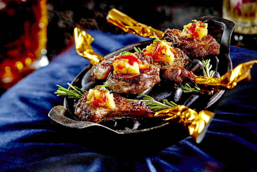 New Zealand Lamb Lollipops