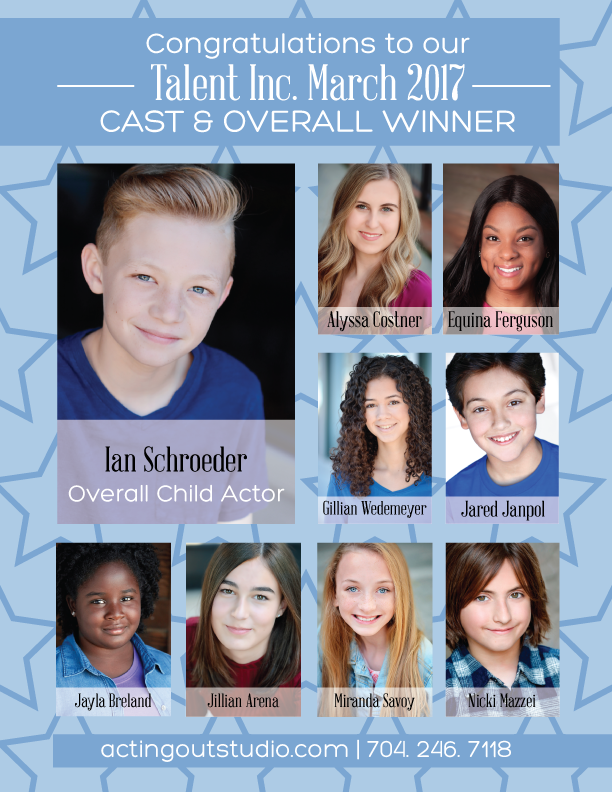 Talent inc. march 2017 cast and winners