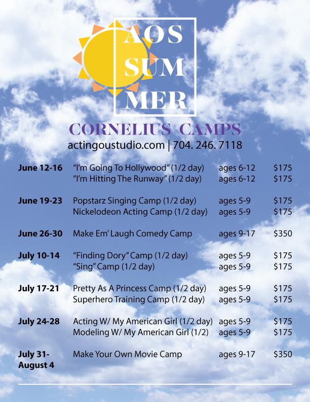 Cornelius camps