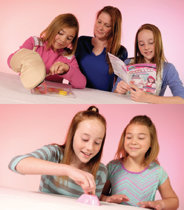 aos student reagan mcdowell featured in a wild science commercial ad!