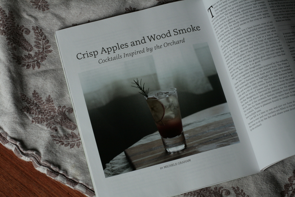 Crisp Apples and Wood Smoke