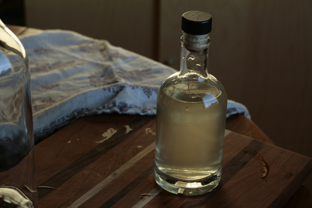 horseradish infused vodka