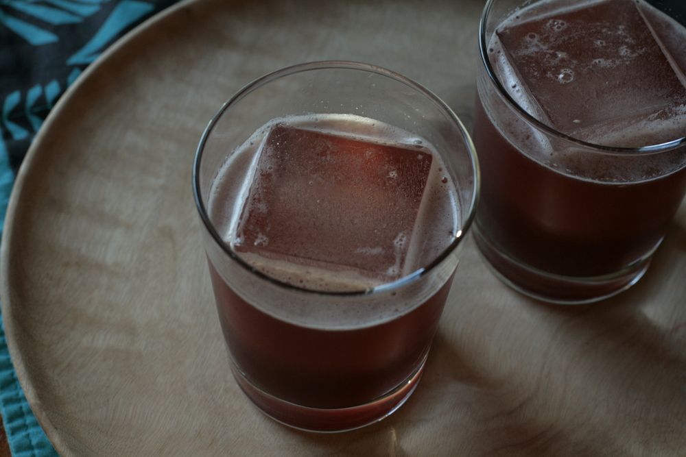 elderberry hawthorn ginger sours