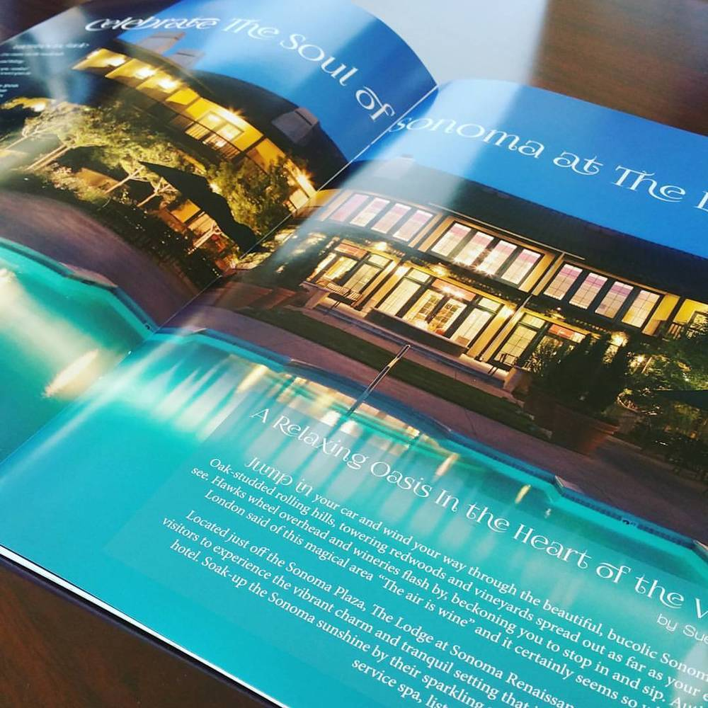 Left Coast Marketing Design, Print and Magazine Services