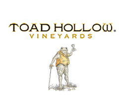 Toad Hollow Vineyards Design, Marketing and Photography Work