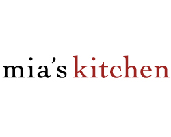 Mia's Kitchen Design, Marketing and Photography Work
