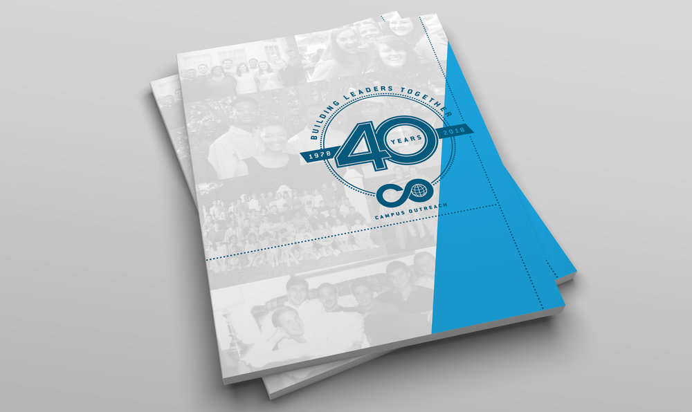 Every supporter with a donation made since January 2016 will receive a booklet.