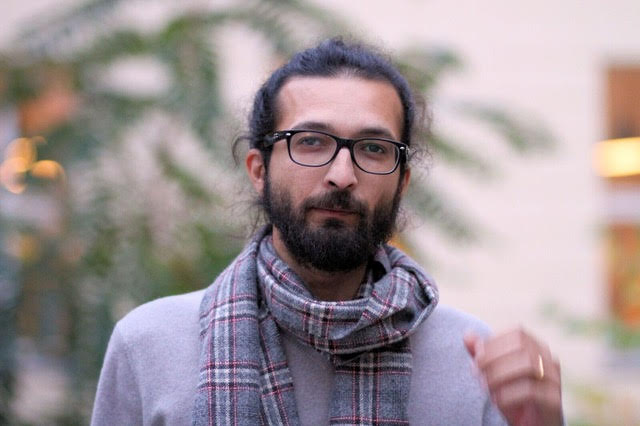 Ayham Majid Agha, Fotograf: Lutz Knospe