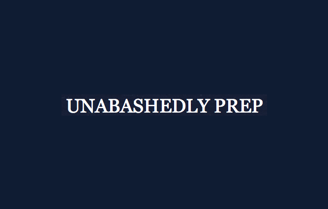 Unbashedly Prep June 2011