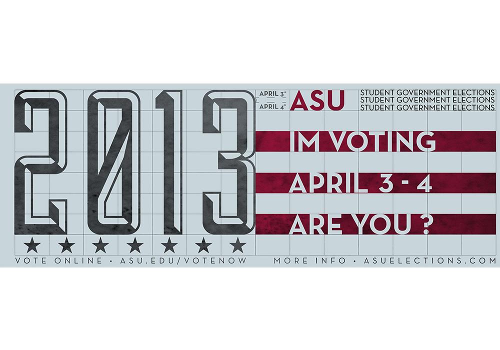 ASU Vote 2013