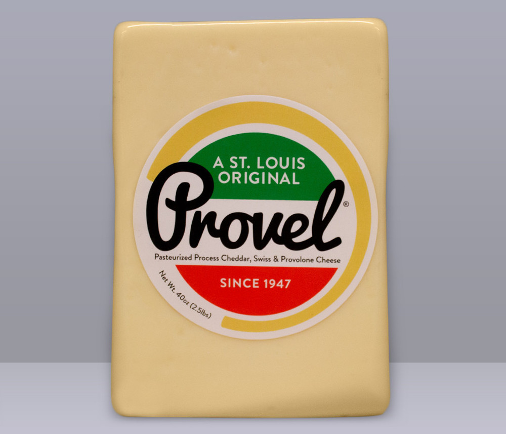 St. Louis Original Provel Half Loaf 2 Pack