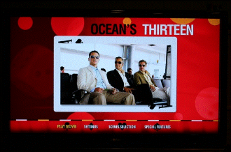Ocean's Thirteen Interface