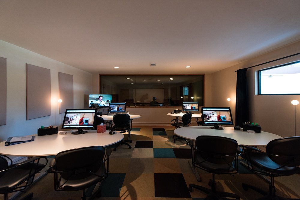 Image of Usability Testing Observation Room at Centralis Lab