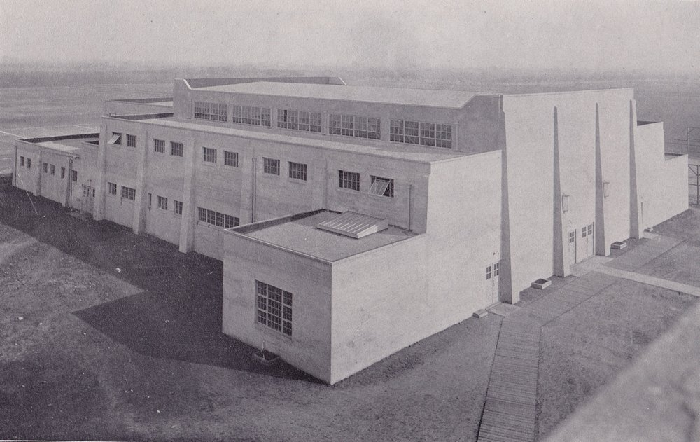 Gymnasium, c. 1923