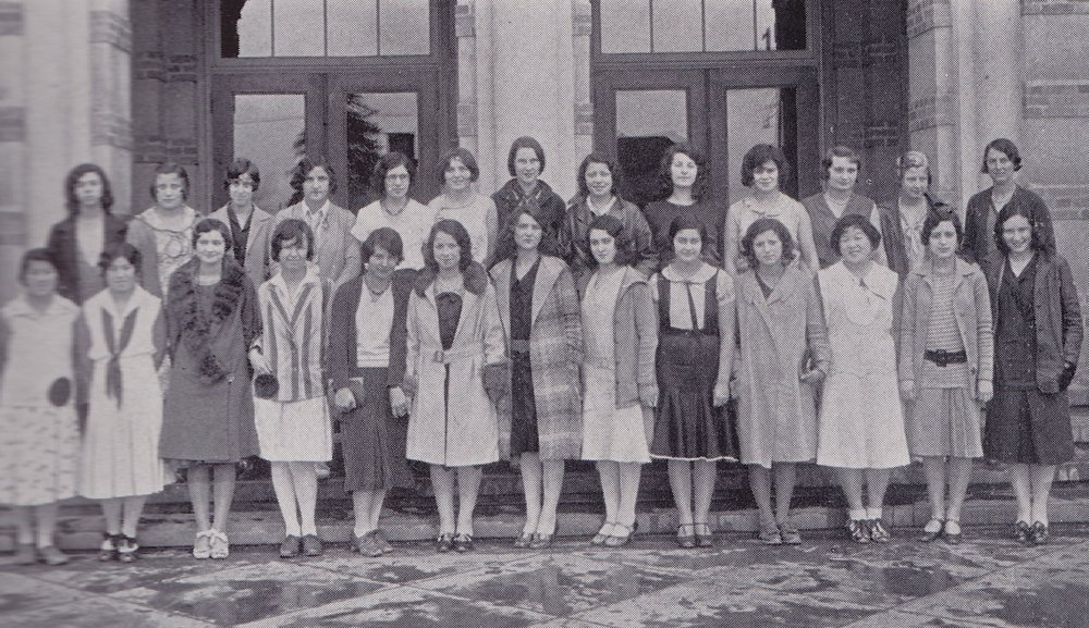 "Girls ""W"" Club (1931)"