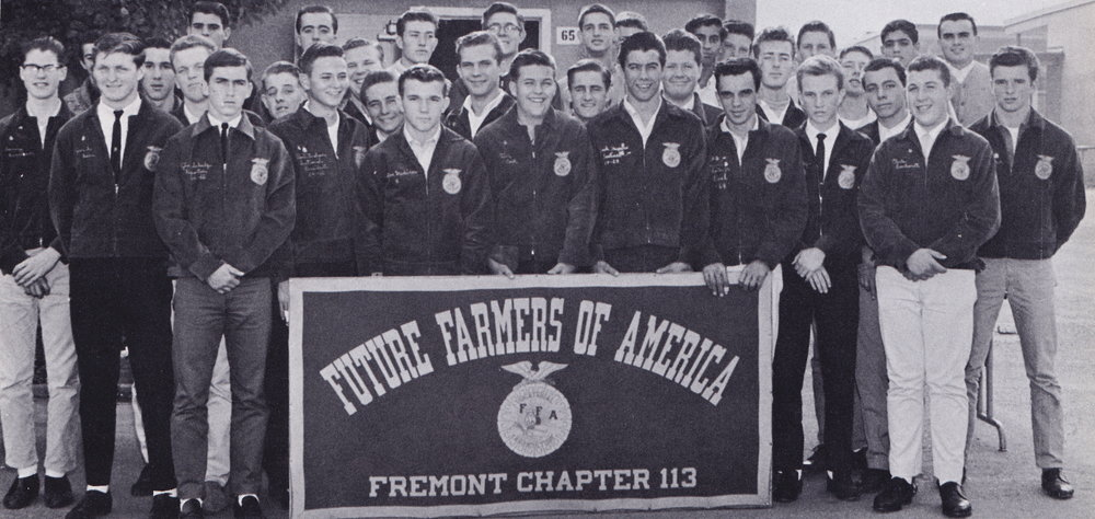 Future Farmers of America Club (1965)