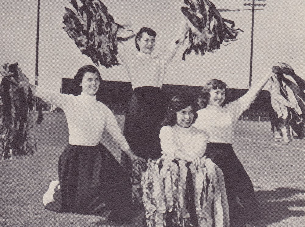 Cheerleaders (1955)