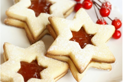 We will be making a variety of holiday cookies, Peanut Brittle and Italian Pizzelles -