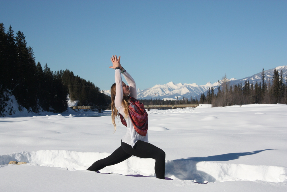 Virabhadrasana 1 | Warrior 1