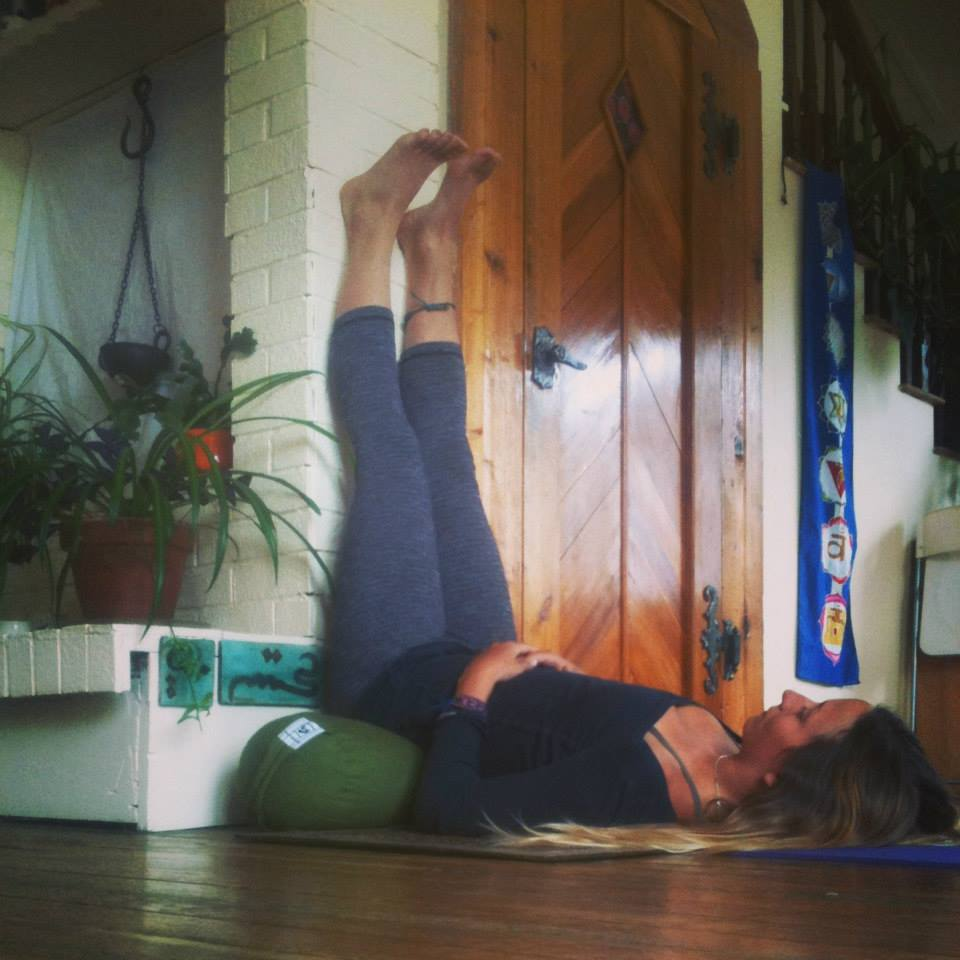 Viparita Karani | Legs Up The Wall Pose
