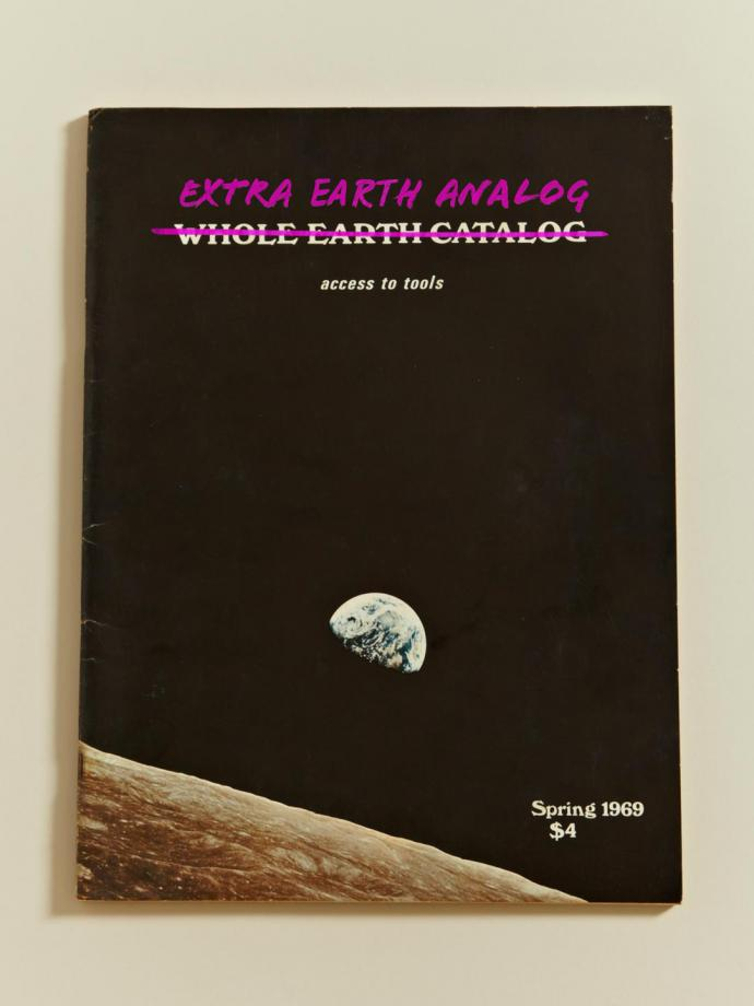 "Pastelegram's co-editor for its fourth print issue, ""The Extra Earth Analog,"" is artist Mary Walling Blackburn. Informed by the unfinished radical project of post-colonial critical theory, ""The Extra Earth Analog"" is an A to Z compendium of critical reflections regarding the strangest stranger: the extraterrestrial and/or the expatriate. It aims to make unstable the social energies that work to contain and normalize the alien and expatriate, in both their galactic and terrestrial modes. Alien, used here, holds both senses of the word; alien as an extraterrestrial and alien as a traveler from another nation. Not so weightless or so harmless, the alien-ed figure finds itself slotted into categories—such as disaffected backpacker or benign businessman—produced to subdue its threat to social order. Perhaps our intervention will productively confuse these categories. The freewheeling tourist or adventuresome artist is not too stoned to be a colonist. click HERE for more"