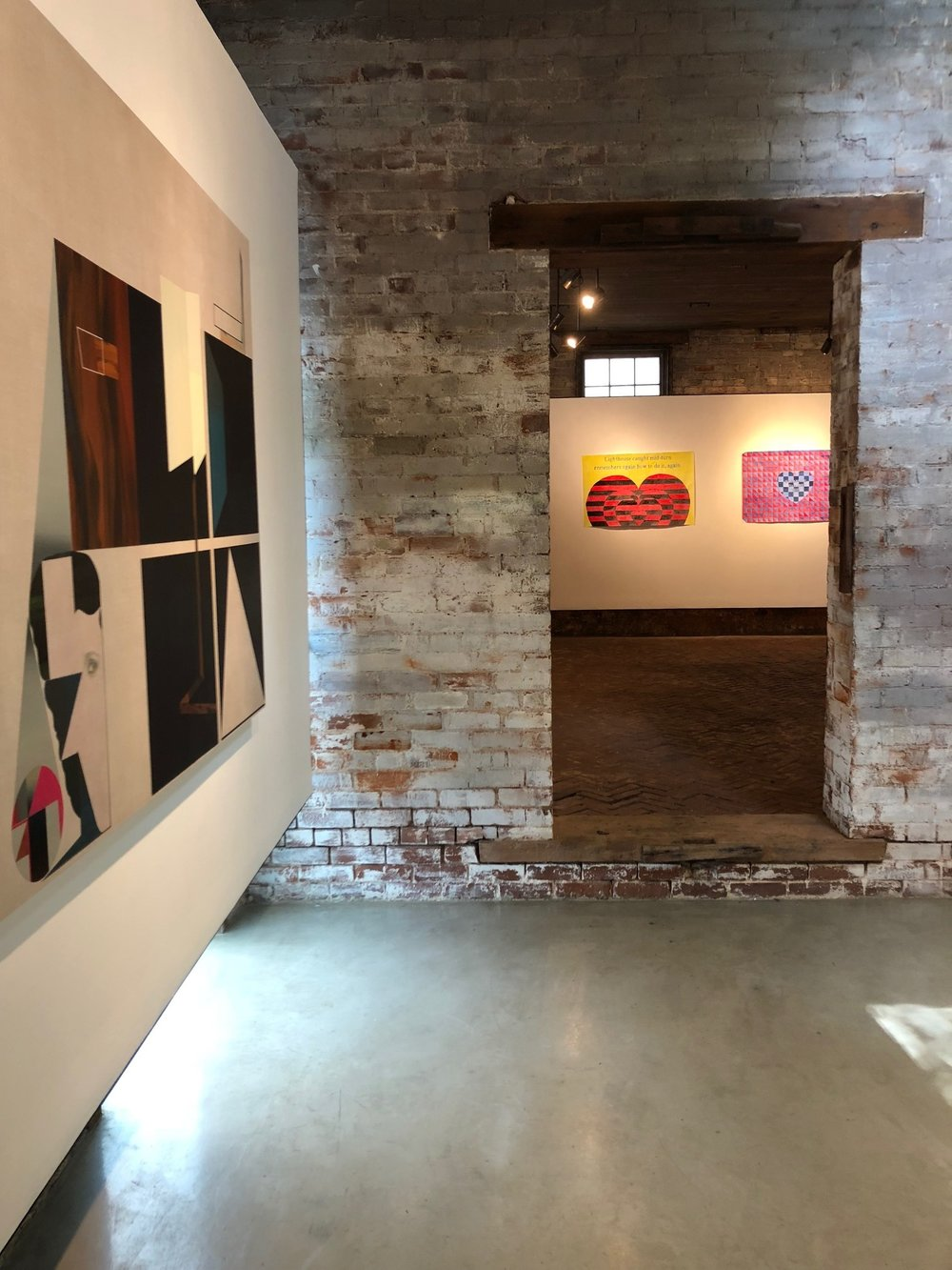 "Whitespace Gallery ""Won't Lovers Revolt Now"" June 22, 2018 Opening"