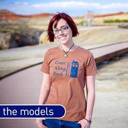 Meet our Geeky Models