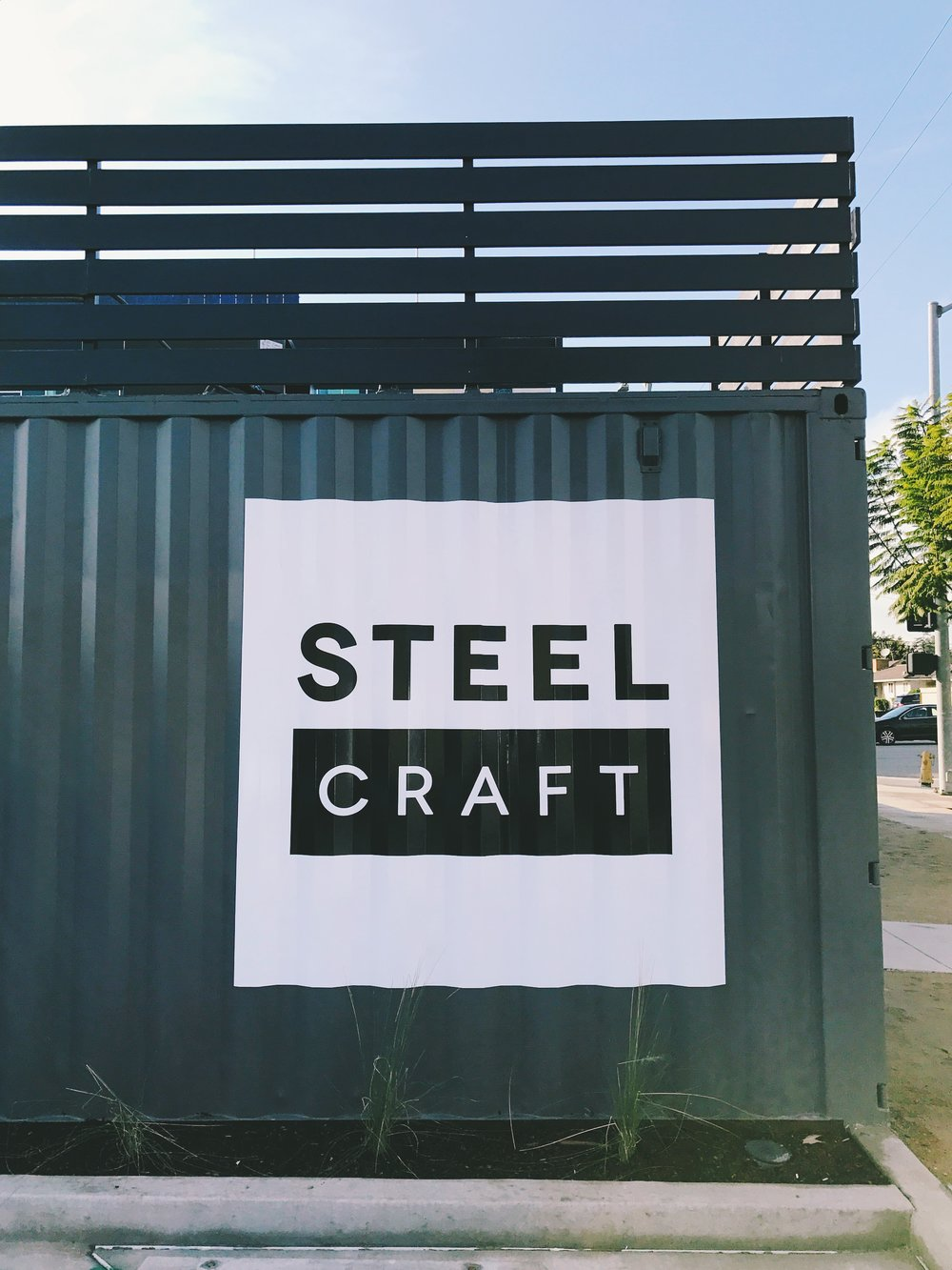 Steefcraft, the new outdoor urban eatery in Long Beach — Home
