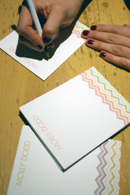 Stationary from  Tiny Prints