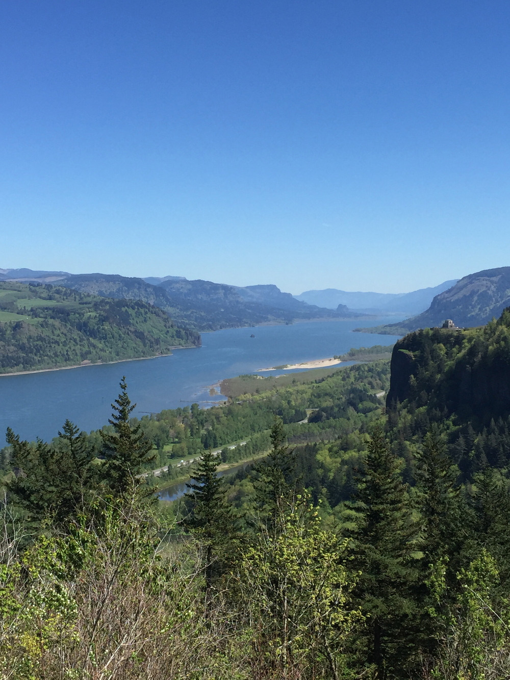 The start of our adventures in the Columbia River Gorge and surrounding areas.