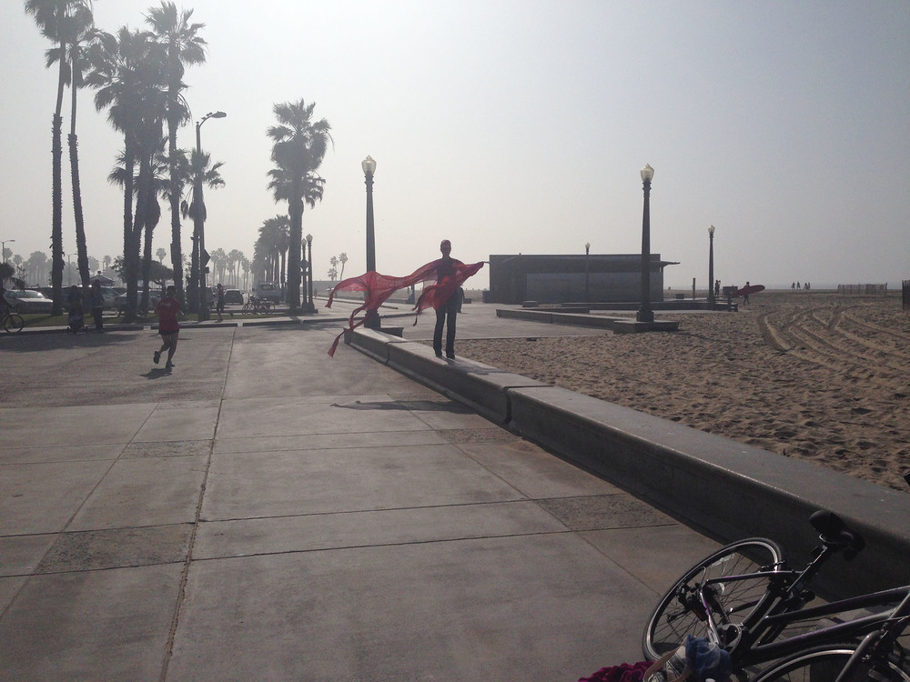 Venice Beach LA felicity brown journeys fashion