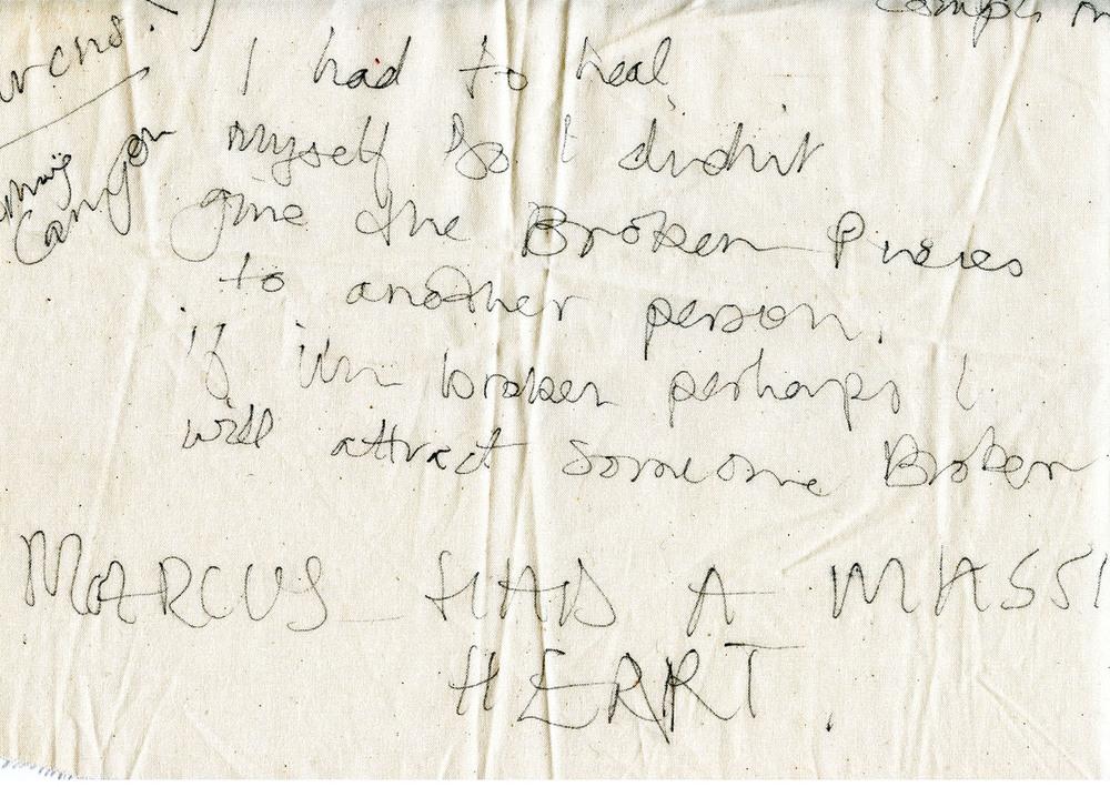 Marcus' story