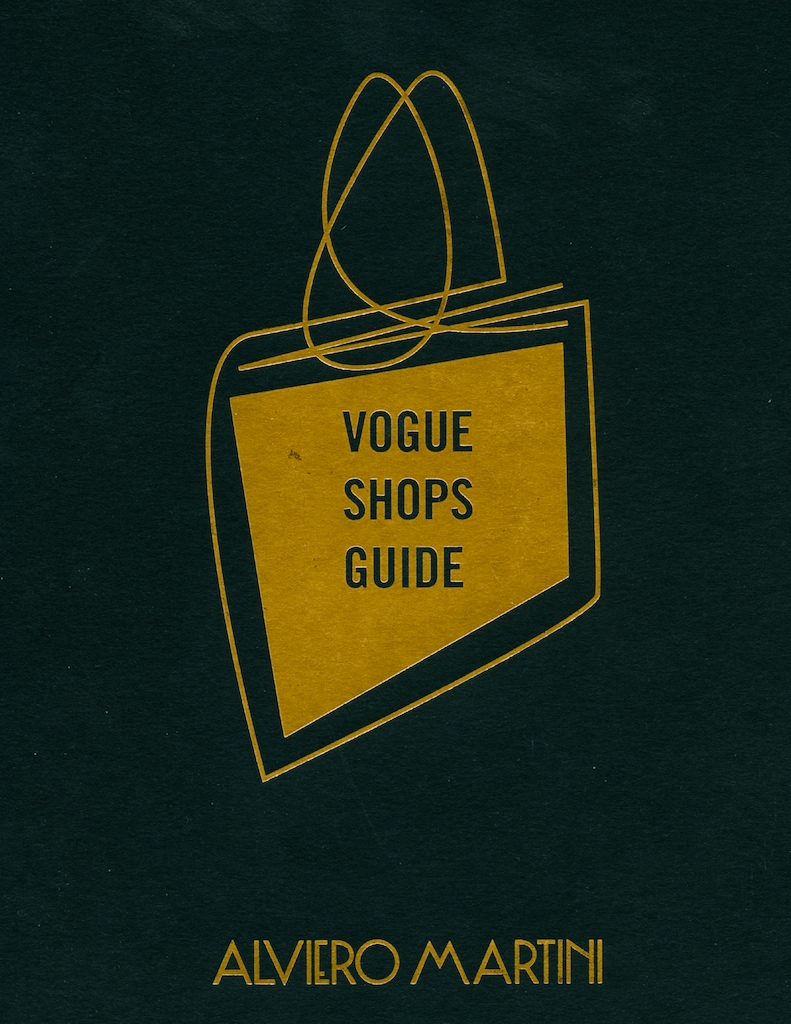 Vogue Shop Guide, Front Cover.jpg