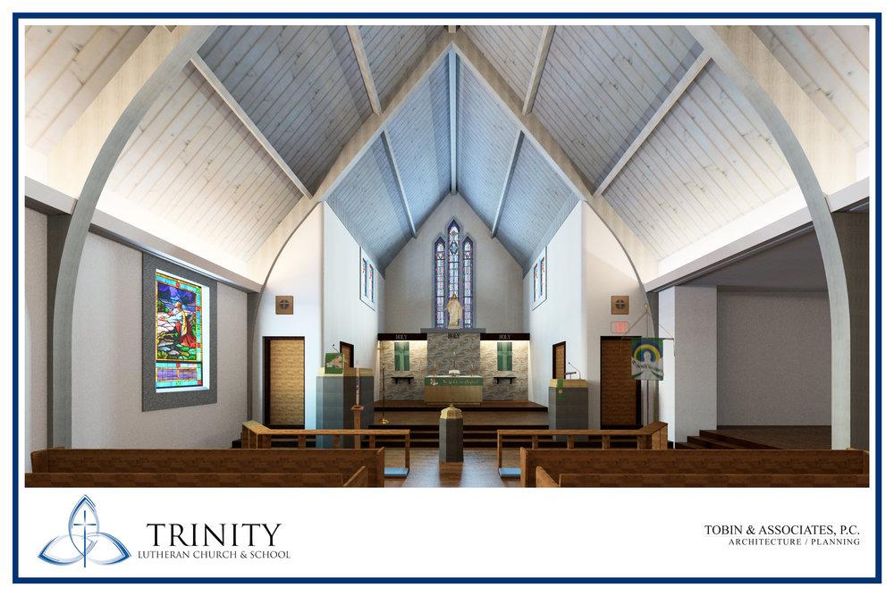 Trinity Lutheran Church - Cheyenne WY
